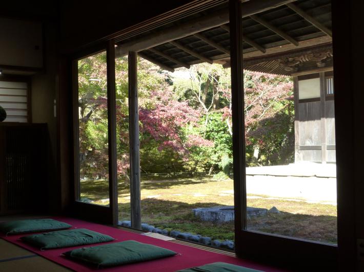 鎌倉散策11月②  長寿寺_f0296312_19235174.jpg