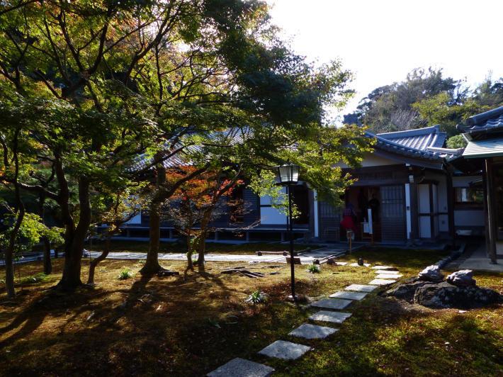 鎌倉散策11月②  長寿寺_f0296312_19235698.jpg