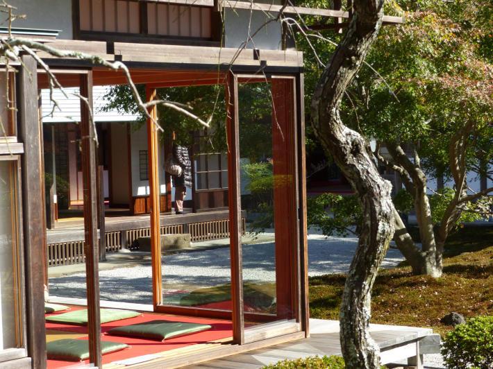 鎌倉散策11月②  長寿寺_f0296312_19255274.jpg