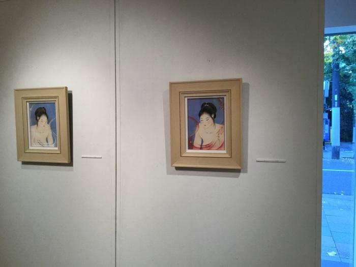 宇野小百合日本画展_e0255740_15493501.jpg