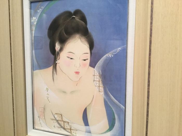 宇野小百合日本画展_e0255740_15502344.jpg