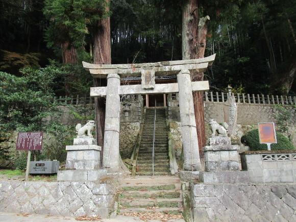 菱形八幡宮が日本最初の八幡宮と肥後国史にあり_a0237545_19571561.jpg