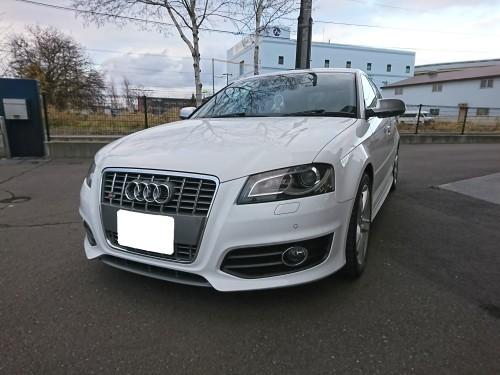 希少車輛入りました!! VOLVO polestar Audi TTSイモライエロー_c0219786_17073908.jpg