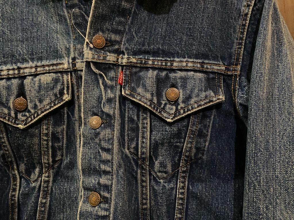マグネッツ神戸店 12/2(水)Vintage入荷! #3 Denim Jacket!!!_c0078587_12485461.jpg