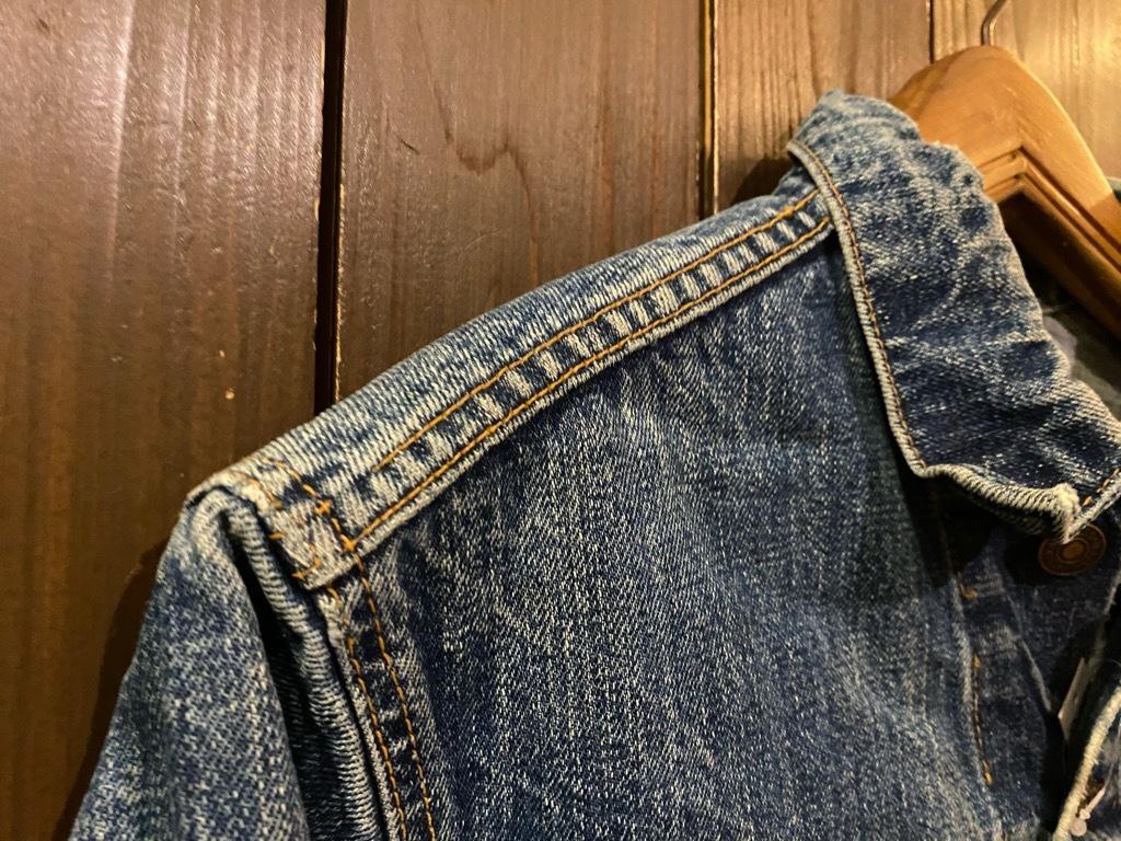 マグネッツ神戸店 12/2(水)Vintage入荷! #3 Denim Jacket!!!_c0078587_12485739.jpg