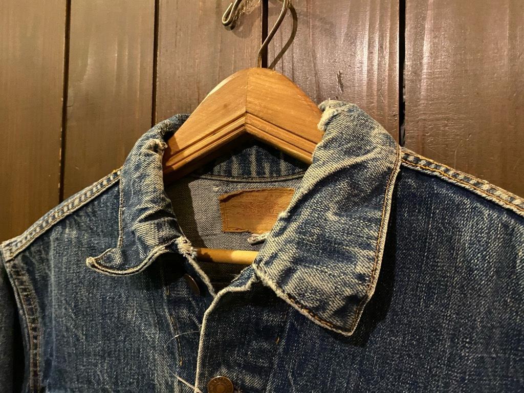 マグネッツ神戸店 12/2(水)Vintage入荷! #3 Denim Jacket!!!_c0078587_12485742.jpg