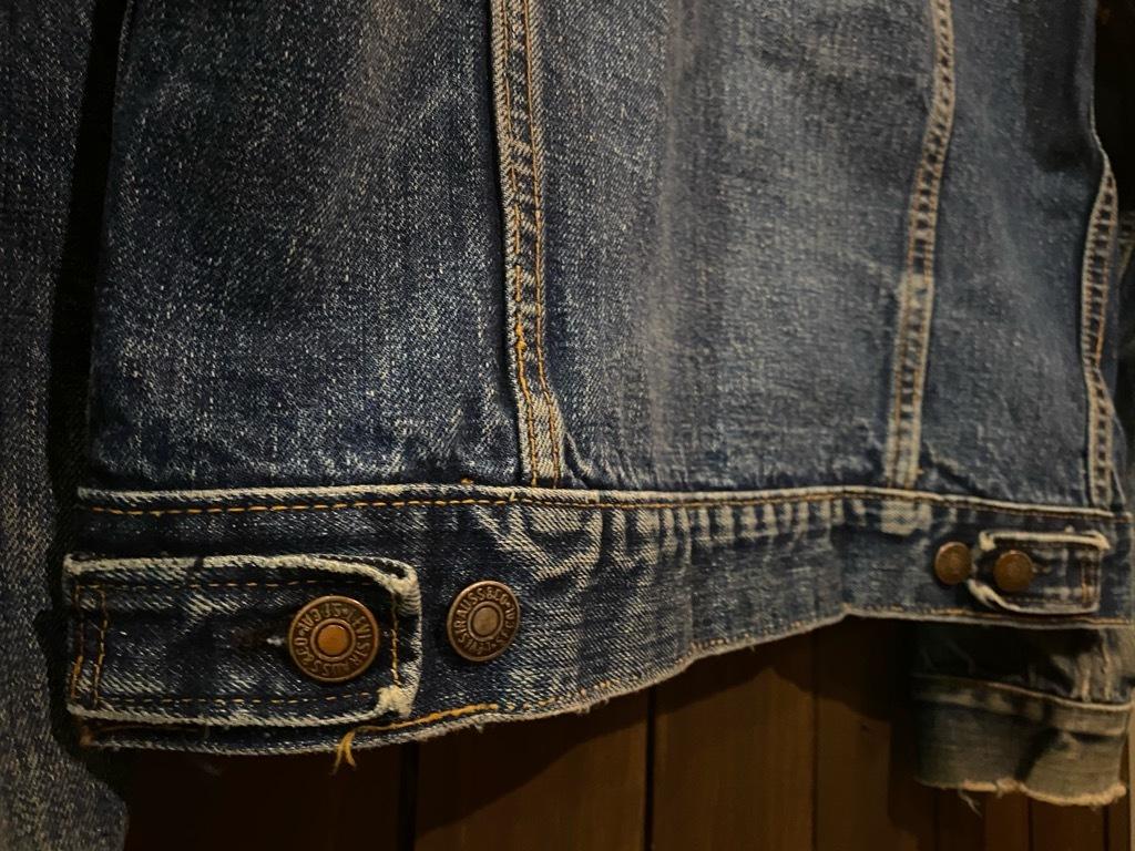 マグネッツ神戸店 12/2(水)Vintage入荷! #3 Denim Jacket!!!_c0078587_12491996.jpg