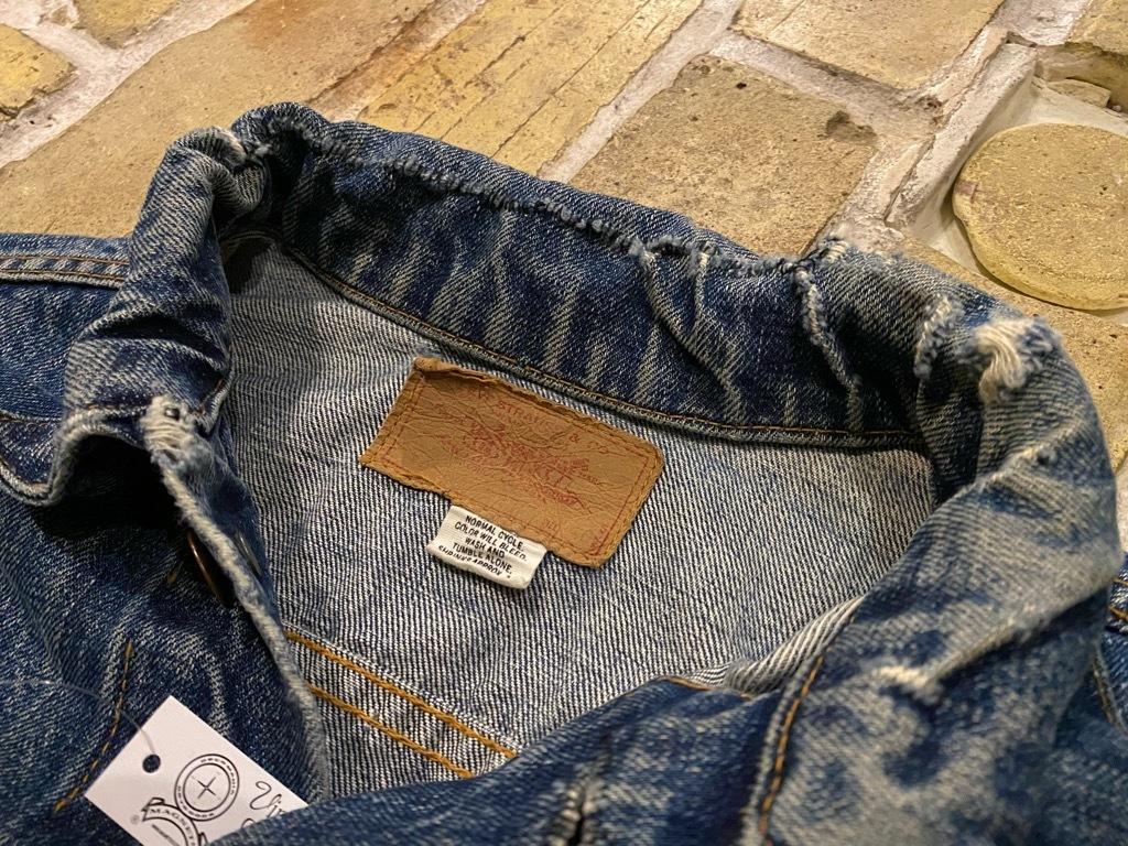 マグネッツ神戸店 12/2(水)Vintage入荷! #3 Denim Jacket!!!_c0078587_12493208.jpg