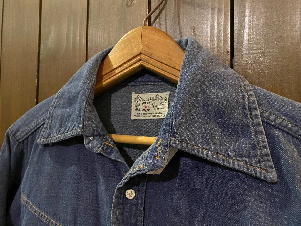 マグネッツ神戸店 12/2(水)Vintage入荷! #3 Denim Jacket!!!_c0078587_13575285.jpg