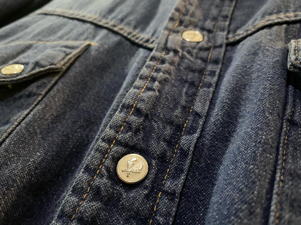 マグネッツ神戸店 12/2(水)Vintage入荷! #3 Denim Jacket!!!_c0078587_13575307.jpg