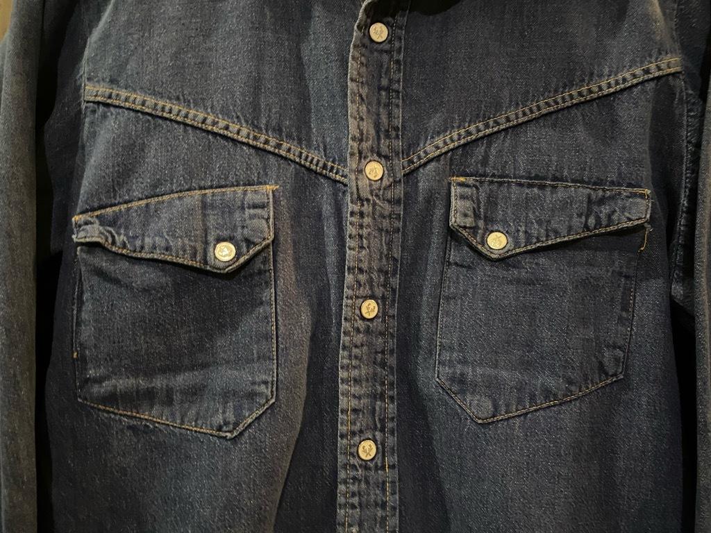 マグネッツ神戸店 12/2(水)Vintage入荷! #3 Denim Jacket!!!_c0078587_13575356.jpg