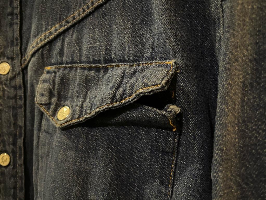 マグネッツ神戸店 12/2(水)Vintage入荷! #3 Denim Jacket!!!_c0078587_13575365.jpg