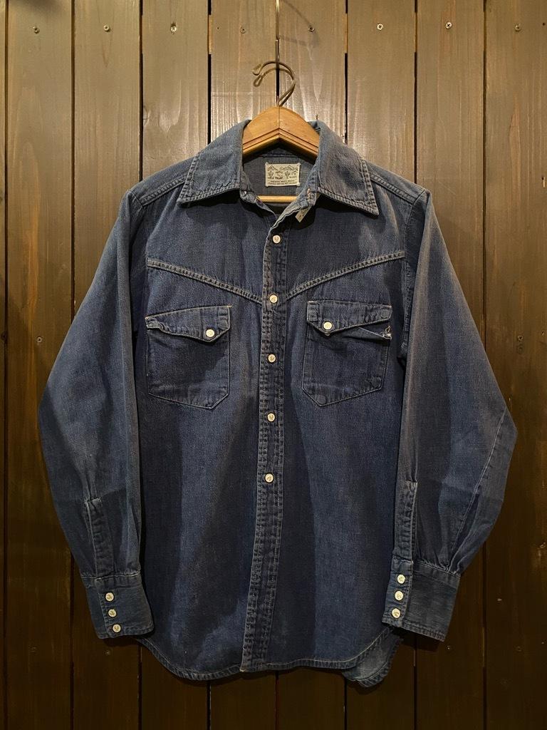 マグネッツ神戸店 12/2(水)Vintage入荷! #3 Denim Jacket!!!_c0078587_13575442.jpg
