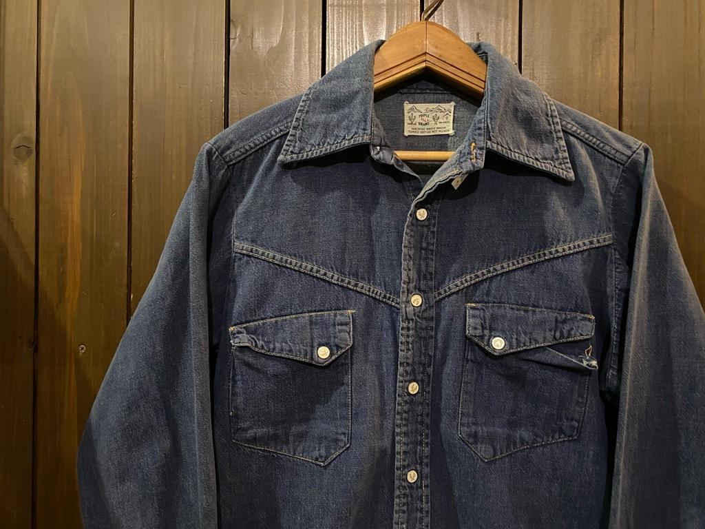 マグネッツ神戸店 12/2(水)Vintage入荷! #3 Denim Jacket!!!_c0078587_13575461.jpg