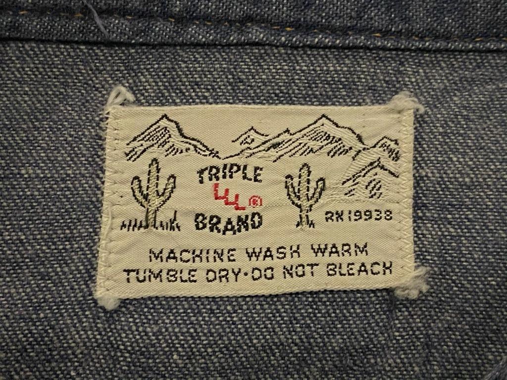 マグネッツ神戸店 12/2(水)Vintage入荷! #3 Denim Jacket!!!_c0078587_13581678.jpg