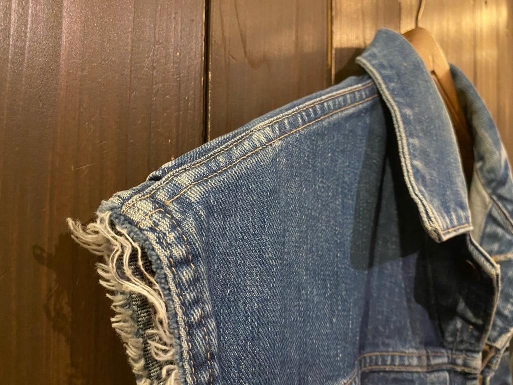 マグネッツ神戸店 12/2(水)Vintage入荷! #3 Denim Jacket!!!_c0078587_14280771.jpg