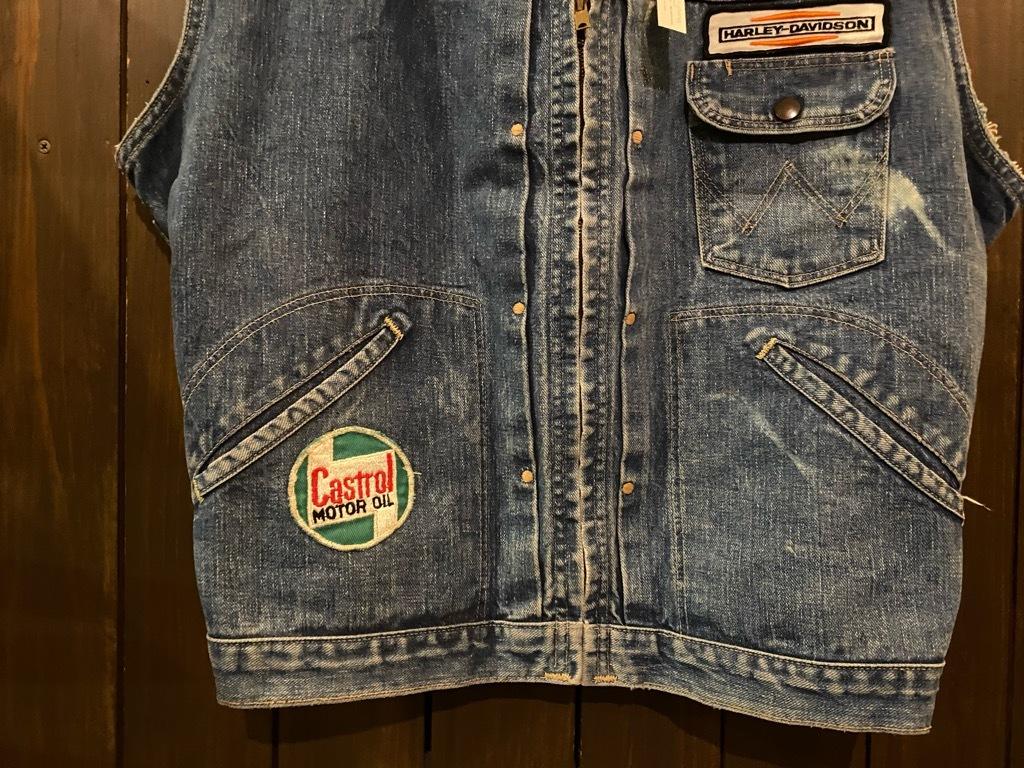 マグネッツ神戸店 12/2(水)Vintage入荷! #3 Denim Jacket!!!_c0078587_14280800.jpg