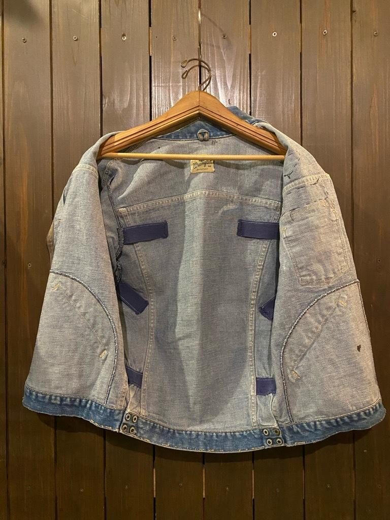 マグネッツ神戸店 12/2(水)Vintage入荷! #3 Denim Jacket!!!_c0078587_14280840.jpg