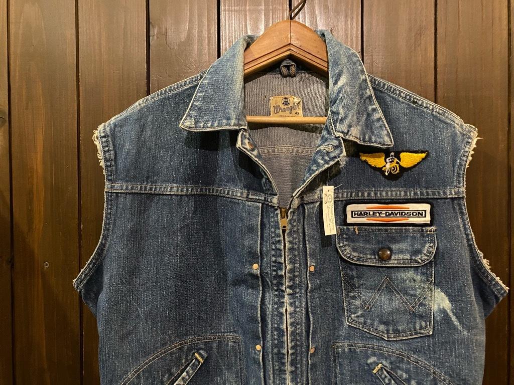 マグネッツ神戸店 12/2(水)Vintage入荷! #3 Denim Jacket!!!_c0078587_14280912.jpg