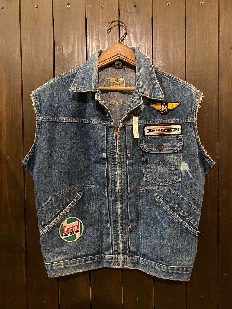 マグネッツ神戸店 12/2(水)Vintage入荷! #3 Denim Jacket!!!_c0078587_14280972.jpg