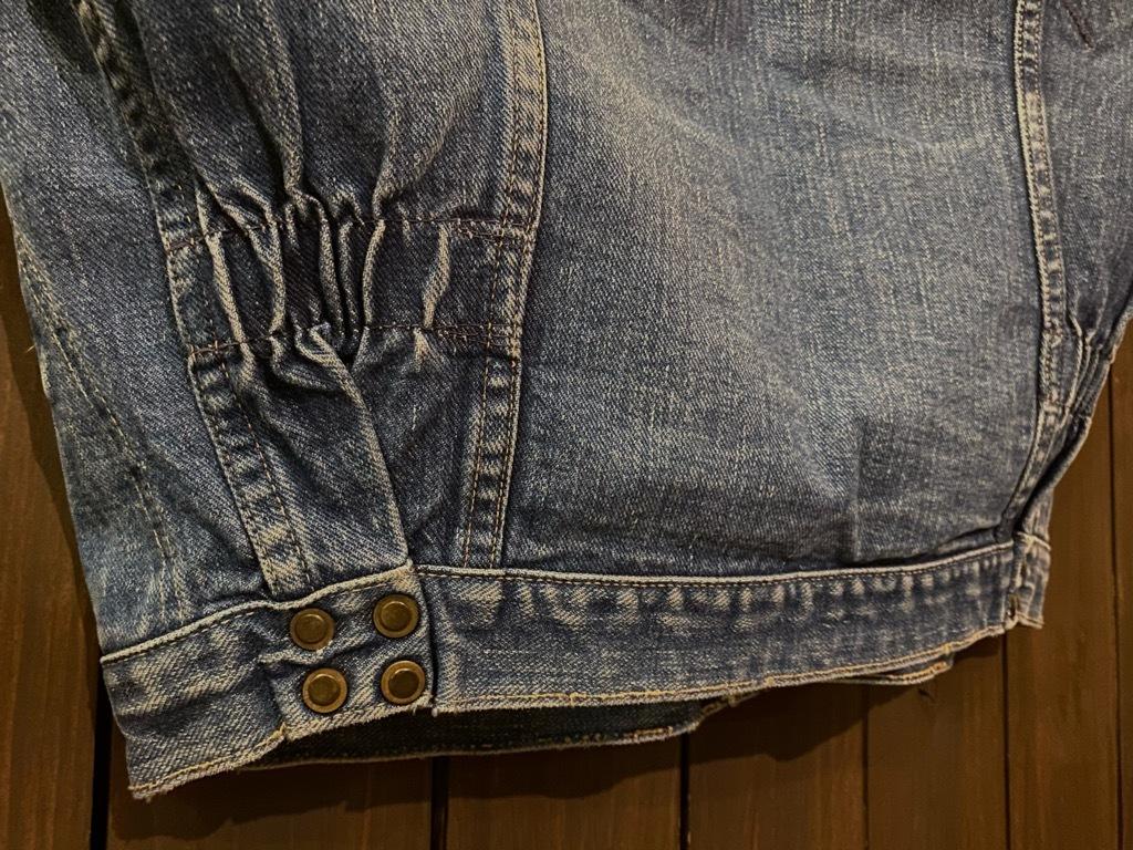 マグネッツ神戸店 12/2(水)Vintage入荷! #3 Denim Jacket!!!_c0078587_14284814.jpg