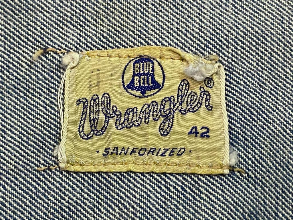 マグネッツ神戸店 12/2(水)Vintage入荷! #3 Denim Jacket!!!_c0078587_14284871.jpg