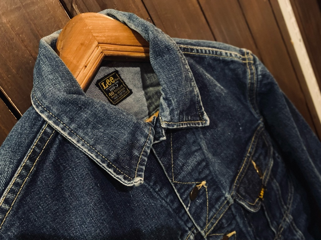 マグネッツ神戸店 12/2(水)Vintage入荷! #3 Denim Jacket!!!_c0078587_14293595.jpg