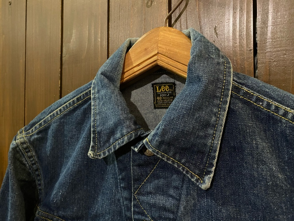 マグネッツ神戸店 12/2(水)Vintage入荷! #3 Denim Jacket!!!_c0078587_14293609.jpg
