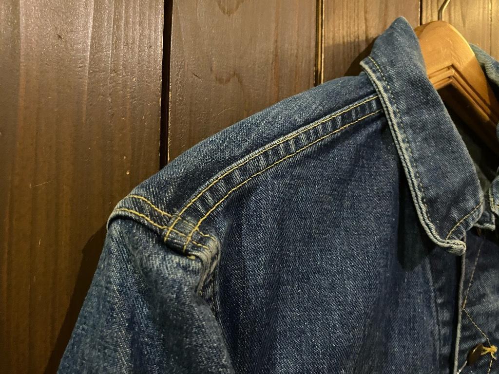 マグネッツ神戸店 12/2(水)Vintage入荷! #3 Denim Jacket!!!_c0078587_14293640.jpg