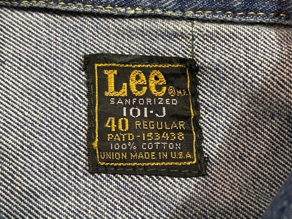 マグネッツ神戸店 12/2(水)Vintage入荷! #3 Denim Jacket!!!_c0078587_14293710.jpg