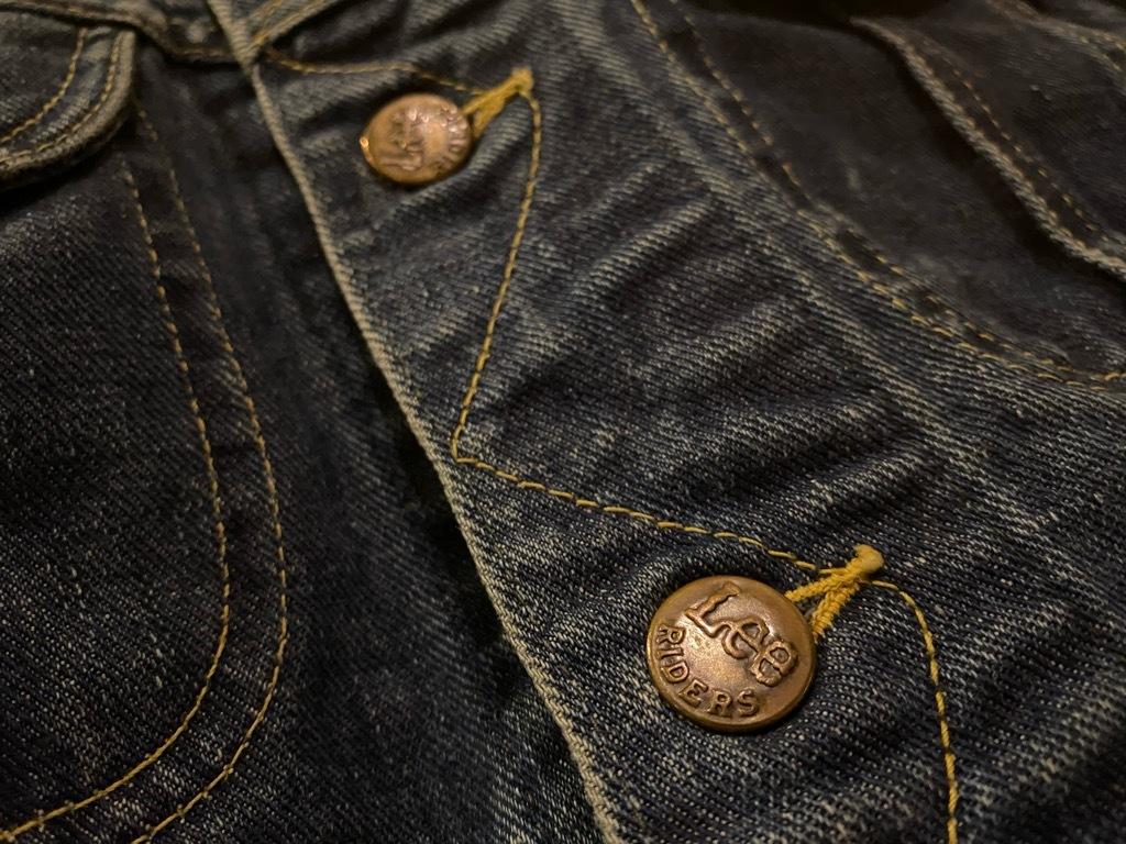 マグネッツ神戸店 12/2(水)Vintage入荷! #3 Denim Jacket!!!_c0078587_14293726.jpg