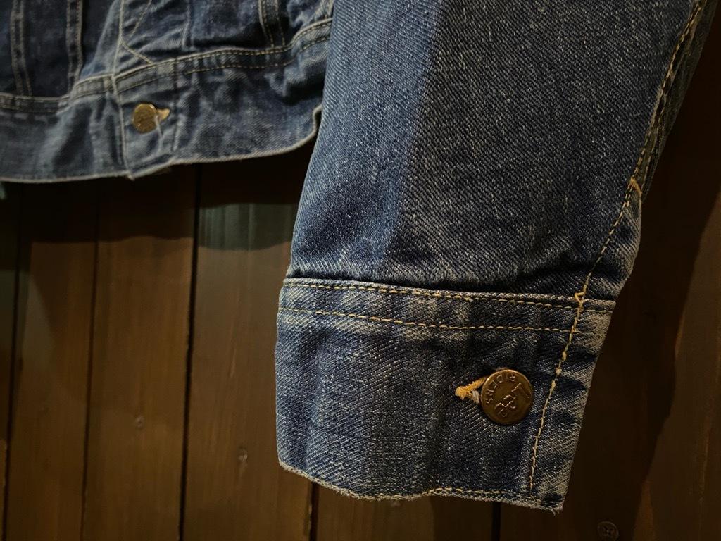 マグネッツ神戸店 12/2(水)Vintage入荷! #3 Denim Jacket!!!_c0078587_14293774.jpg