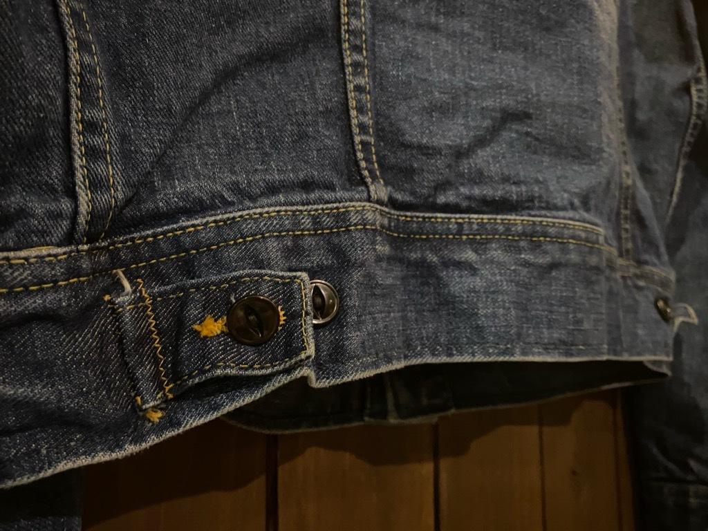 マグネッツ神戸店 12/2(水)Vintage入荷! #3 Denim Jacket!!!_c0078587_14301869.jpg