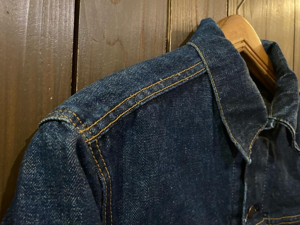 マグネッツ神戸店 12/2(水)Vintage入荷! #3 Denim Jacket!!!_c0078587_14305358.jpg
