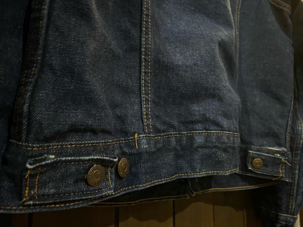 マグネッツ神戸店 12/2(水)Vintage入荷! #3 Denim Jacket!!!_c0078587_14312105.jpg