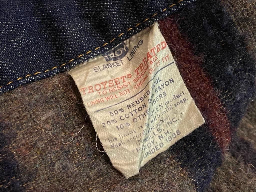 マグネッツ神戸店 12/2(水)Vintage入荷! #3 Denim Jacket!!!_c0078587_14312281.jpg