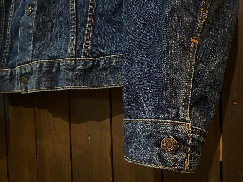 マグネッツ神戸店 12/2(水)Vintage入荷! #3 Denim Jacket!!!_c0078587_14320722.jpg
