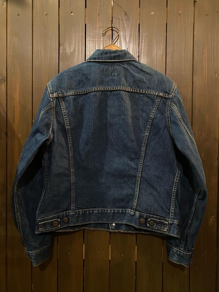 マグネッツ神戸店 12/2(水)Vintage入荷! #3 Denim Jacket!!!_c0078587_14320743.jpg