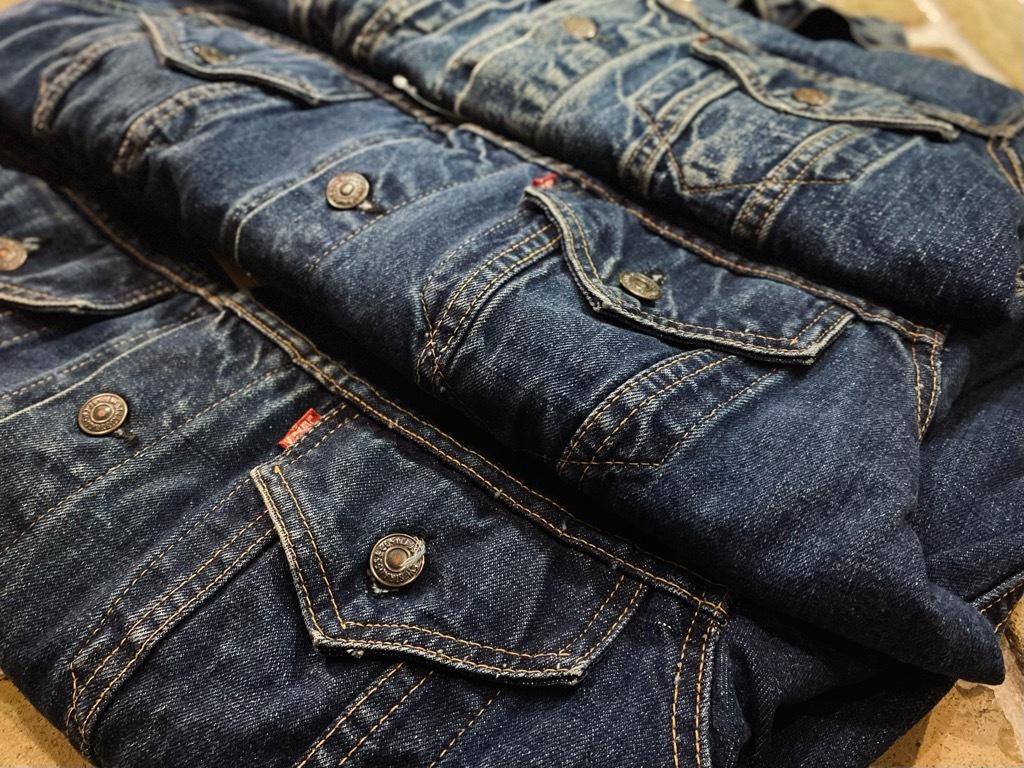 マグネッツ神戸店 12/2(水)Vintage入荷! #3 Denim Jacket!!!_c0078587_14320777.jpg