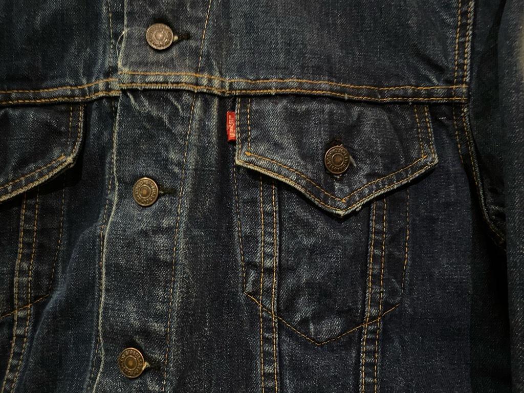 マグネッツ神戸店 12/2(水)Vintage入荷! #3 Denim Jacket!!!_c0078587_14320822.jpg