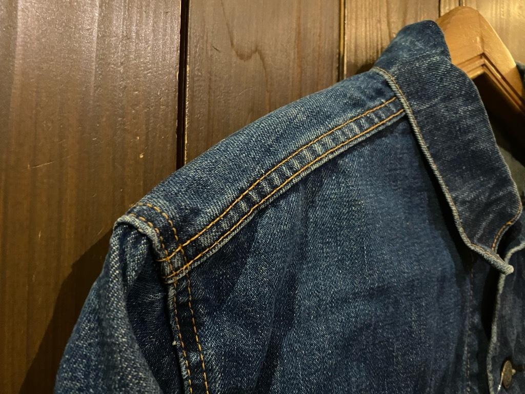 マグネッツ神戸店 12/2(水)Vintage入荷! #3 Denim Jacket!!!_c0078587_14320870.jpg