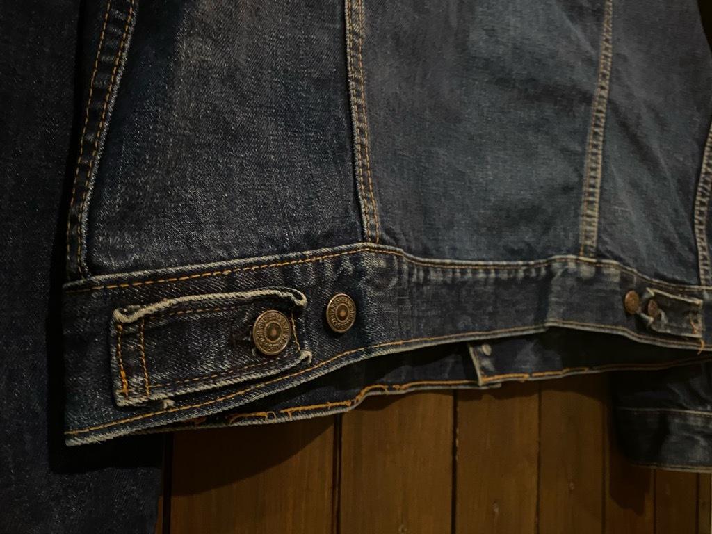 マグネッツ神戸店 12/2(水)Vintage入荷! #3 Denim Jacket!!!_c0078587_14332657.jpg