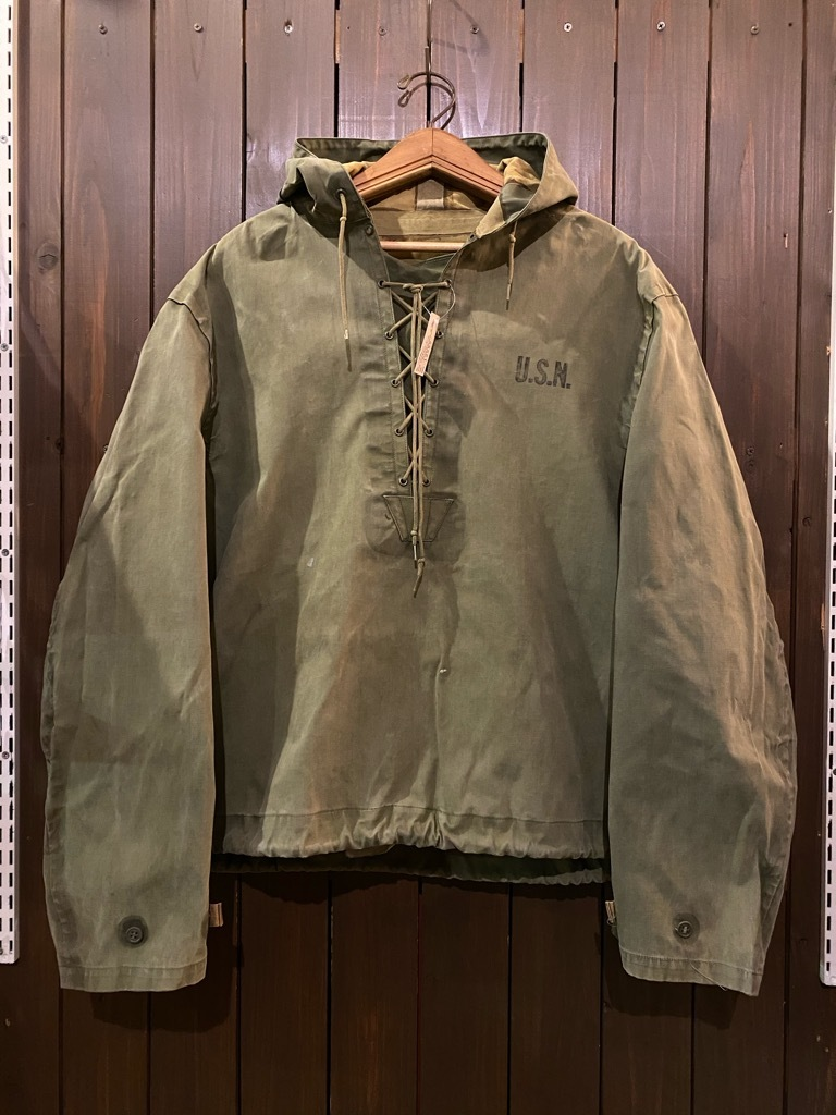 マグネッツ神戸店 12/2(水)Vintage入荷! #5 US.Navy Item!!!_c0078587_17563521.jpg
