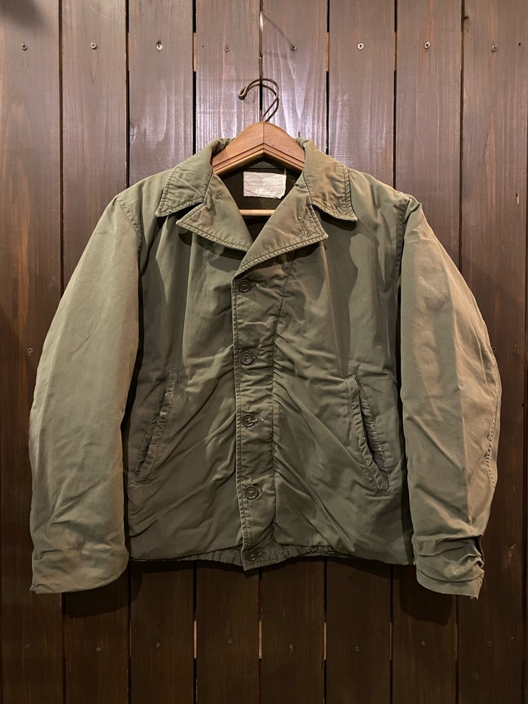 マグネッツ神戸店 12/2(水)Vintage入荷! #5 US.Navy Item!!!_c0078587_17581991.jpg