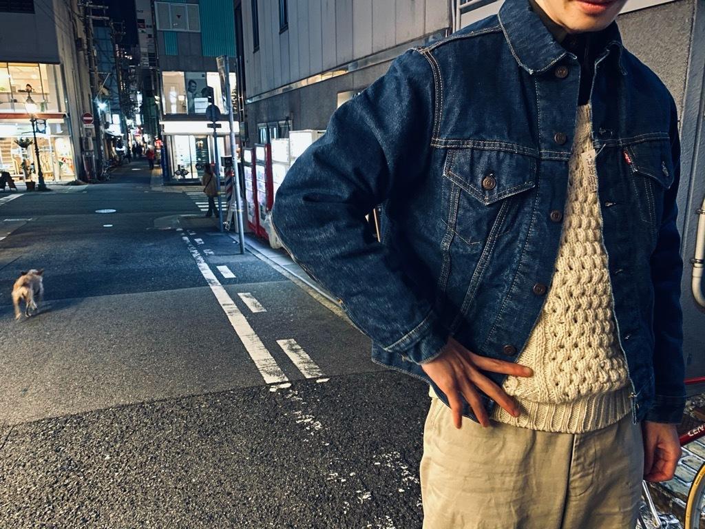 マグネッツ神戸店 12/2(水)Vintage入荷! #3 Denim Jacket!!!_c0078587_19012442.jpg