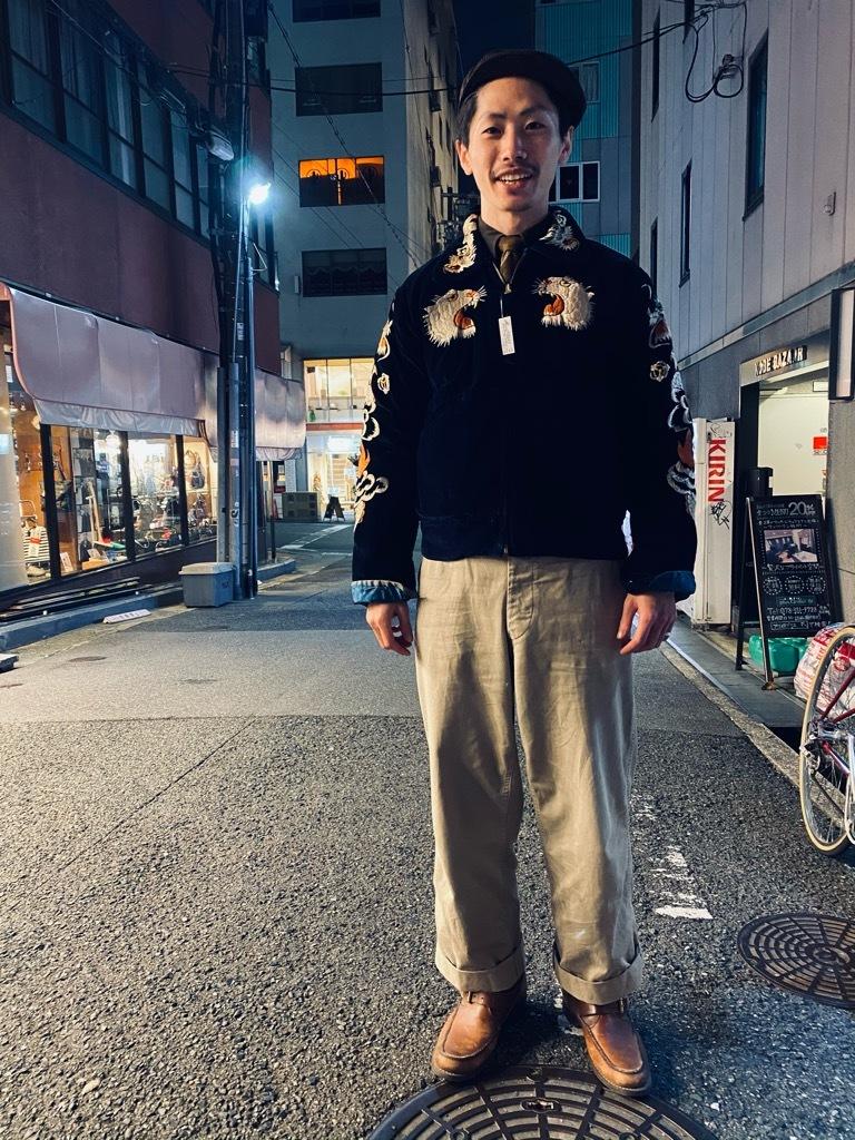 マグネッツ神戸店 12/2(水)Vintage入荷! #6 US.Army  Item!!!_c0078587_19070456.jpg