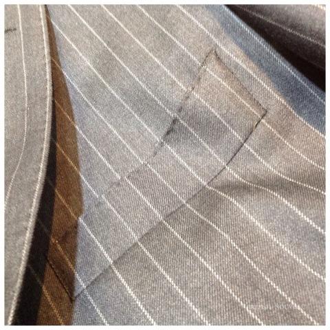 Custom  Order  Suit  仕上り納品 ヽ(´o`;_f0039487_11290733.jpg