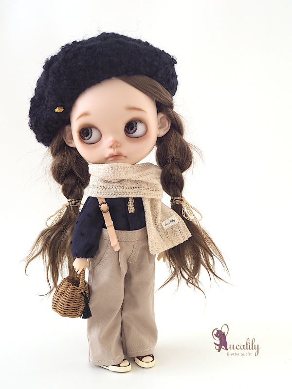 * lucalily * dolls clothes * Short Jacket set *_d0217189_23013760.jpg