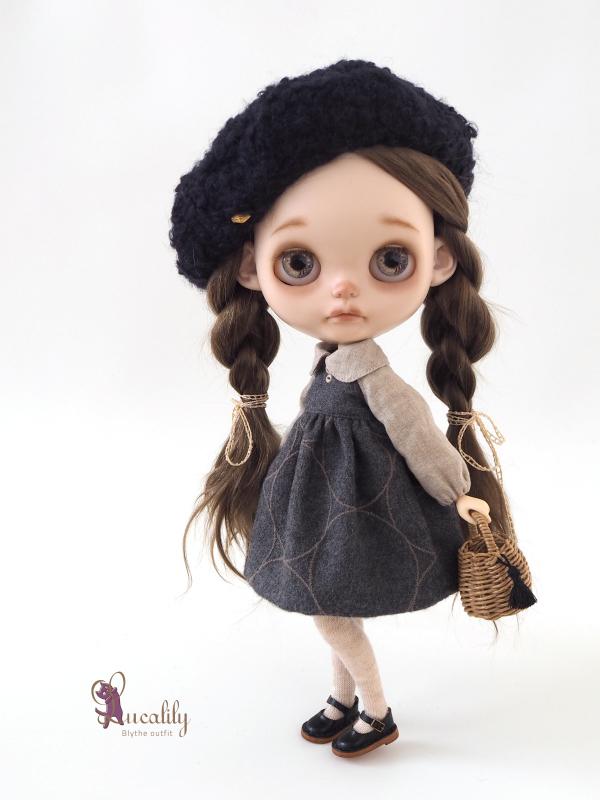 * lucalily * dolls clothes * Short Jacket set *_d0217189_23014314.jpg