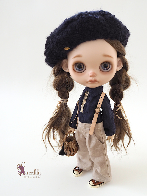 * lucalily * dolls clothes * Short Jacket set *_d0217189_23014814.jpg